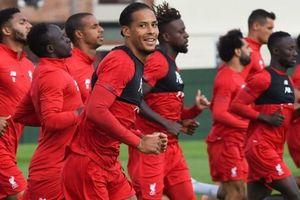 Liverpool sẵn sàng cho trận 'đại chiến' Napoli trên đất Italy
