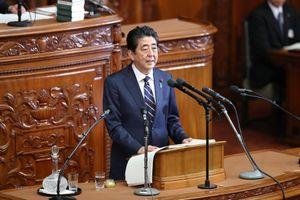 Thủ tướng Abe: ASDF có thể phát triển thành Các Lực lượng không gian