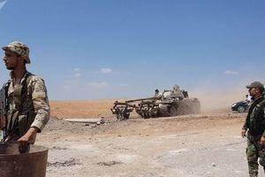 Quân đội Syria phát hiện hang động là căn cứ của phiến quân