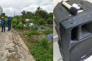 Trộm loa thùng, thanh niên thiệt mạng khi nhảy xuống kênh tẩu thoát