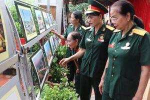 Tọa đàm 'Cựu chiến binh huyện Phú Xuyên 50 năm thực hiện Di chúc của Chủ tịch Hồ Chí Minh'