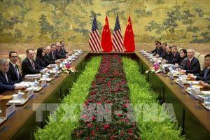 Đàm phán thương mại Mỹ-Trung: Có thể chỉ đạt được thỏa thuận tạm thời
