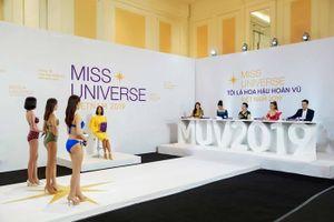 Sơ khảo Miss Universe Vietnam 2019 phía Bắc: Tường Linh khoe vòng eo 53cm 'bỏng mắt', lộ diện nhiều thí sinh nổi bật