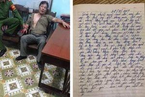 Nghi phạm truy sát cả nhà em gái viết gì trong tâm thư trước khi ra tay tàn độc?