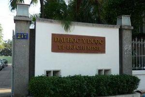 Chủ trương đổi tên Trường Đại học Y Dược TPHCM có từ 20 năm trước