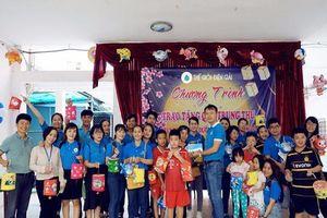 Thế Giới Điện Giải mang Trung thu ấm áp đến với các trẻ em khuyết tật