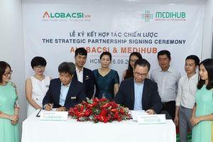 Mạng xã hội y tế Medihub.vn chính thức trở thành đối tác của AloBacsi.vn