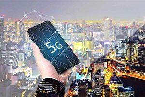 Thế giới quyết liệt trong cuộc đua 5G
