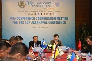 Sẵn sàng cho Hội nghị ASEANAPOL lần thứ 39