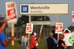 General Motors gặp khó trước làn sóng đình công