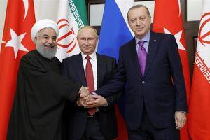 Nga, Thổ Nhĩ Kỳ và Iran xóa bỏ rào cản chính trị cho hòa bình Syria