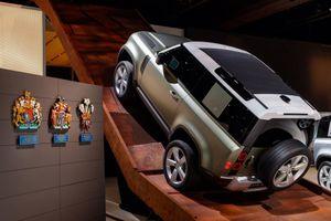Land Rover Defender 2020 chốt giá tại Mỹ từ 50.925 USD