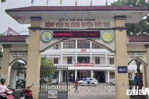 Bé sơ sinh bị kéo đứt cổ ở Hà Tĩnh: Kỷ luật ê kíp trực