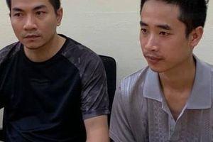 Khởi tố vụ bưu phẩm phát nổ tại chung cư HH3 Linh Đàm