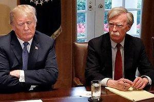 Thấy gì khi ông John Bolton không còn là cố vấn?