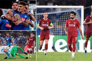ĐKVĐ Liverpool, Chelsea thua sốc vòng mở màn Champions League