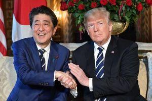 Tổng thống Trump tuyên bố đạt được thỏa thuận thương mại với Nhật Bản