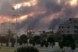 Riyadh sẽ trưng bằng chứng Iran tham gia tấn công nhà máy lọc dầu Aramco