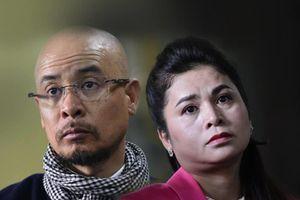 Vợ chồng 'vua cà phê' Trung Nguyên lại ra tòa ly hôn