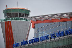Sân bay Vân Đồn bị sét đánh 8 lần sau hơn 9 tháng khai thác
