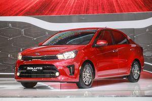 So sánh các phiên bản Kia Soluto - sedan giá rẻ nhất phân khúc B