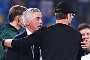 Ancelotti: 'Thua Napoli nhưng Liverpool sẽ vô địch Champions League'