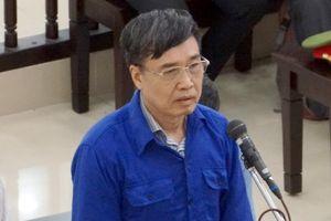 Cựu TGĐ Bảo hiểm Xã hội Việt Nam Lê Bạch Hồng hầu tòa