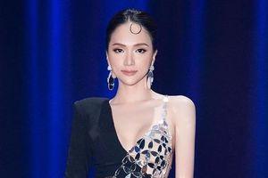 Hương Giang khiến người hâm mộ lo lắng vì thân hình gầy gò