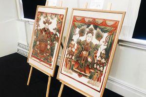 Triển lãm các thiết kế 'thổi hồn' từ văn hóa nhà Nguyễn ở Sydney
