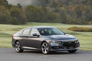 Honda Accord 2020 - ít thay đổi, thêm an toàn tiêu chuẩn, giá tăng nhẹ