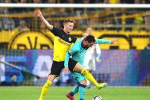 Dortmund 0-0 Barca: Marco Reus gây thất vọng