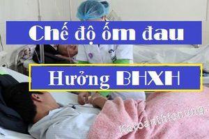 Không khám qua BHYT, có được hưởng chế độ ốm đau?