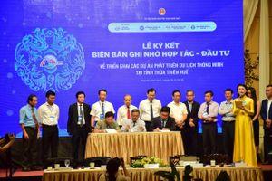 Thừa Thiên-Huế phát triển du lịch thông minh và bền vững