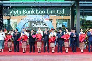Khai trương trụ sở VietinBank Lào