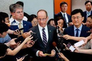 Mỹ sẵn sàng nối lại đàm phán phi hạt nhân hóa với Triều Tiên