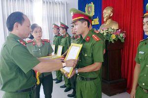CAQ Thanh Khê điều động CBCS tăng cường cho cơ sở