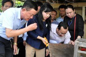 Bộ trưởng Bộ Y tế kiểm tra công tác phòng, chống dịch sốt xuất huyết tại Đà Nẵng