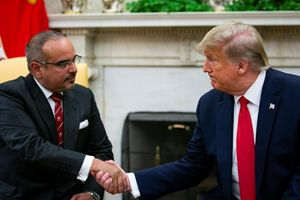 Ông Trump bị 'mắc kẹt' trong vấn đề Iran