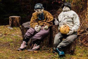 Quá cô đơn, cụ bà Nhật Bản biến làng thành 'làng bù nhìn'