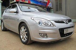 Hyundai i30 máy dầu dùng 12 năm bán 350 triệu ở Hà Nội