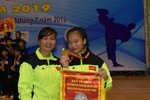 Lần đầu xuất ngoại, nữ sinh lớp 10 giành huy chương Đồng võ cổ truyền thế giới