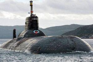Hải quân đầu tiên trên thế giới trang bị tên lửa hành trình siêu thanh cho tàu ngầm