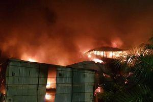 Không có sự phá hoại trong vụ cháy Công ty Rạng Đông