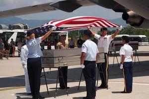 Trao trả hài cốt quân nhân Mỹ lần thứ 151 tại Đà Nẵng