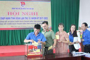 Nữ Bí thư Huyện đoàn Cư Mgar được bầu làm Bí Thư Tỉnh Đoàn Đắk Lắk