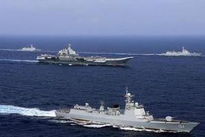 Ấn Độ âm thầm theo dõi tàu chiến Trung Quốc