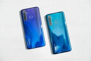 Trên tay smartphone Realme 5 Pro sắp lên kệ thị trường Việt
