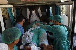 Ít nhất 48 người đã thiệt mạng trong hai vụ tấn công tự sát ở Afghanistan