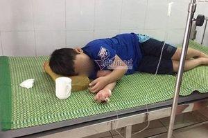 Bác thông tin 4 trẻ sốc ma túy sau khi uống chung chai sữa
