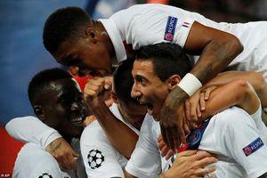 Di Maria lập cú đúp, PSG nhấn chìm Real Madrid